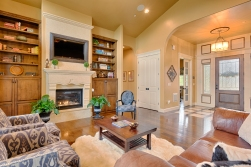 Family Room to Entry