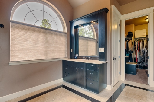 Master Bath Vanity and Closet