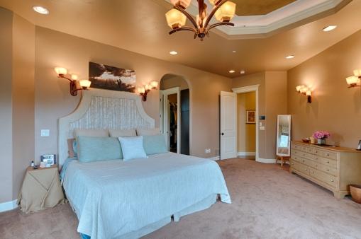 Master Bedroom to Door